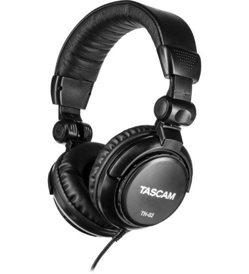 tascam_th_02_b_th_02_studio_headphones_black_984500