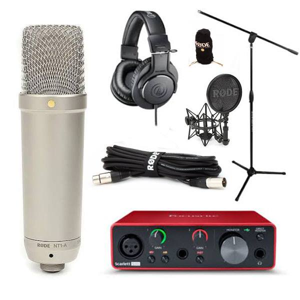 Studio Packages